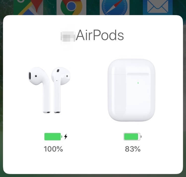 iPhone-AirPodsペアリング