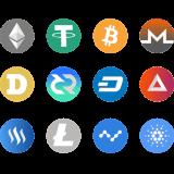 たくさんの仮想通貨