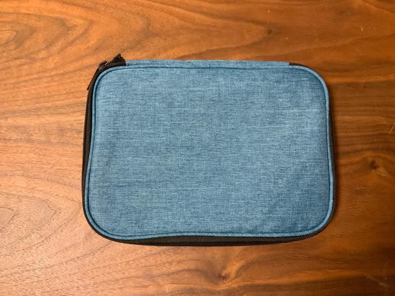bagsmartガジェットケース - 背面