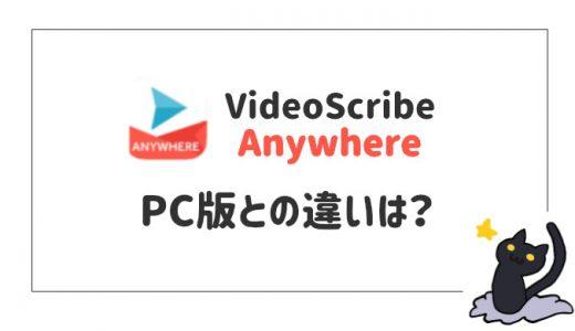 【iPad】VideoScribe Anywhereの特徴を紹介。PC版との違いは?